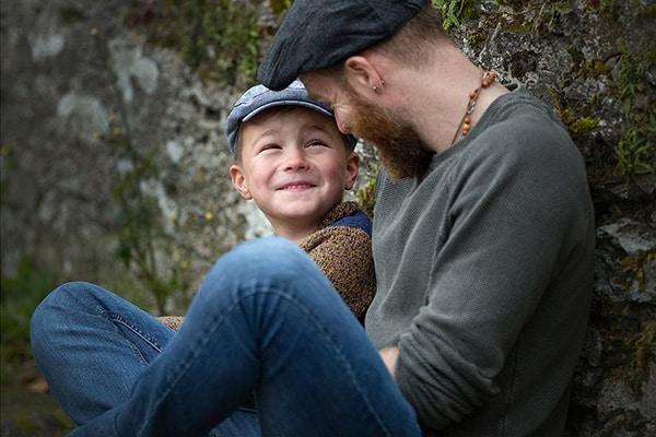Soulmates Images_Familiefotografie_06_vader en zoon